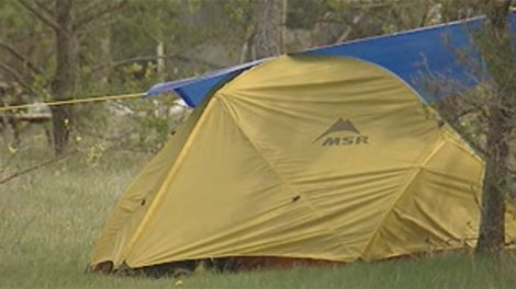 Provincial park fees are once more in effect in Manitoba.