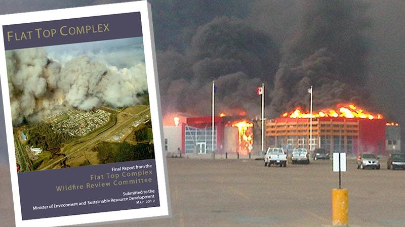 Flat Top Complex report, May 18, 2012