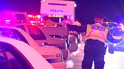 Police are reminding drivers they'll be out in full force this long weekend to crack down on impaired driving and other road hazards. May 19.