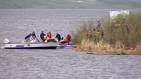 There's still no sign of two boaters who went missing in Coal Lake, as the search for the young men entered its third day Monday. May 21.