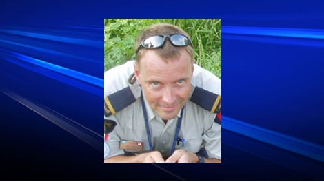 RCMP Sgt. Don Ray is shown in an undated photo. Supplied.