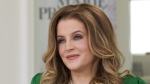 In this file photo, singer Lisa Marie Presley poses for a photo in West Hollywood, Calif. Thursday, May 10, 2012. (The Associated Press)