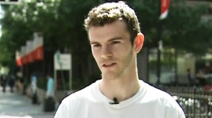 McGill student Henry Guss was released after several exhausting hours following the mass arrest.