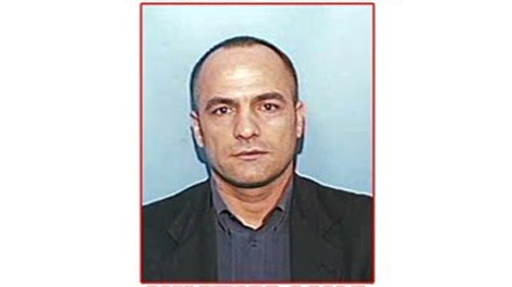 "Kujtim ""Jimmy"" Lika, 47, was arrested in Toronto on Thursday May 24, 2012 after being featured on America's Most Wanted."