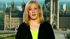 Labour Minister Lisa Raitt appears on CTV's Canada AM Thursday, May 24, 2012.