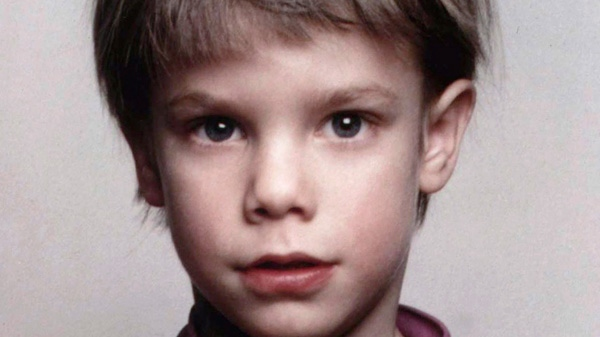 Etan Patz is seen in this undated image.