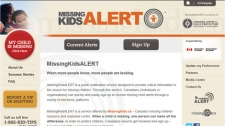 Missing Kids Alert aims to help spread the word when a child disappears.