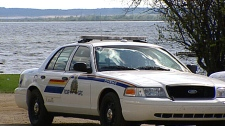 RCMP are searching Wabamun Lake, after a man disappeared while tubing on Saturday, May 26.