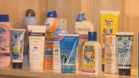 Consumer Reports recently tested 18 sunscreens. (file image)