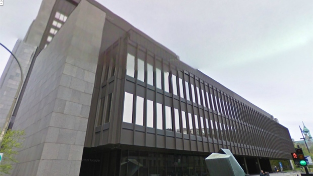 Montreal courthouse generic (Google Maps)