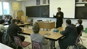 Loyola High School is a Jesuit Catholic institution, and did not want to teach a non-denominational ethics course. (CTV File Photo)