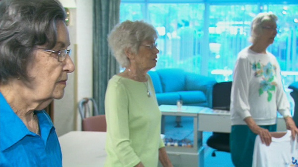 Many seniors live on meagre pensions that cover the costs of rent and food but leave them with little else for smaller expenses. (CTV News)