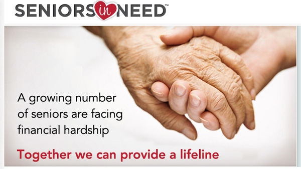 A new charitable organization is offering to help these seniors return a little dignity to their lives. (SeniorInNeed.ca)