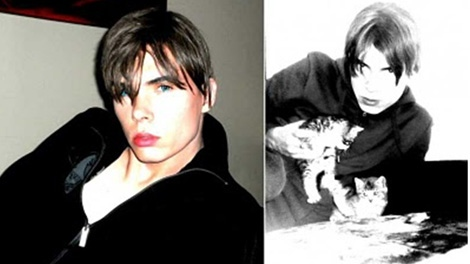 Rocca Luka Magnotta, the suspect wanted in connection with the severed foot mystery, is seen in this undated image.
