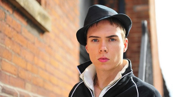 A picture of Luka Magnotta, taken from luka-magnotta.com
