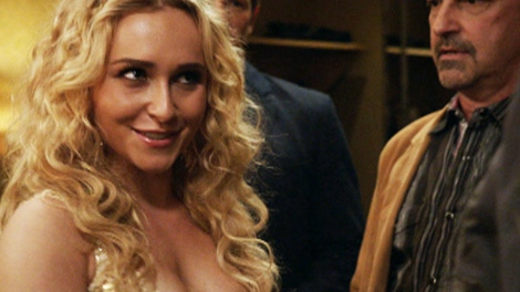 Hayden Panettiere stars in the country music soap 'Nashville.'