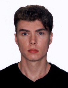 This photo of Rocco Luka Magnotta is posted on Interpol's Wanted Persons website.