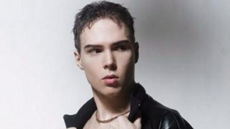 Luka Magnotta is shown in a photo from the website www.luka-magnotta.com. Magnotta is wanted in the shocking case of a dismembered body whose parts were mailed to different places including the headquarters of the Conservative Party of Canada.THE CANADIAN PRESS/HO-www.luka-magnotta.com
