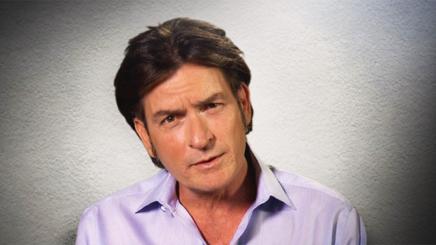 Charlie Sheen stars in a new comedy 'Anger Management' which will air on CTV.