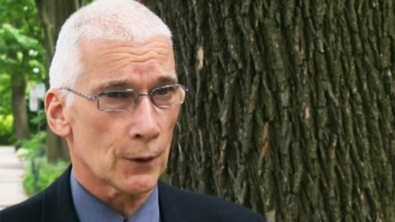 Dr. Pierre Faubert said that exposure to news stories such as that involving Luka Magnotta can leave a psychological scar.