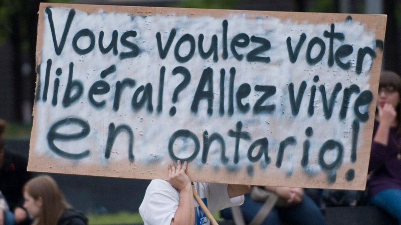 Marchers Take To Streets For 39th Consecutive Evening Ctv News