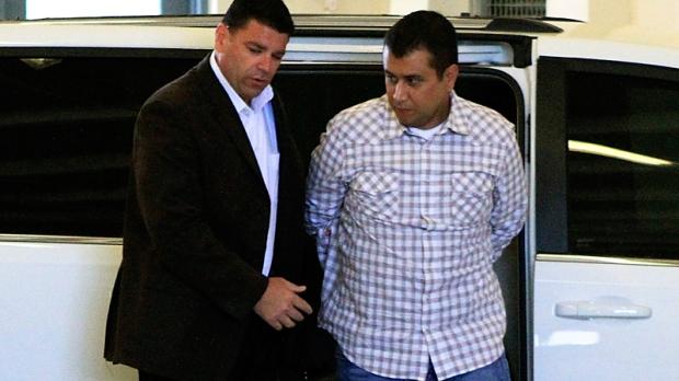 George Zimmerman, Trayvon Martin, second-degree murder