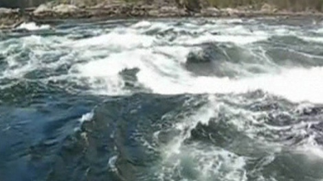 Two search and rescue volunteers have died after a boating accident on a dangerous set of rapids on British Columbia's Sunshine Coast.