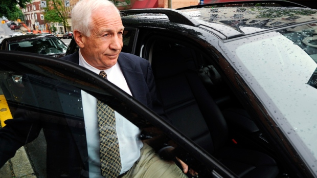 Jerry Sandusky, Penn State, assistant football coach