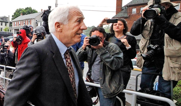 Penn state, university, football coach, jerry sandusky,