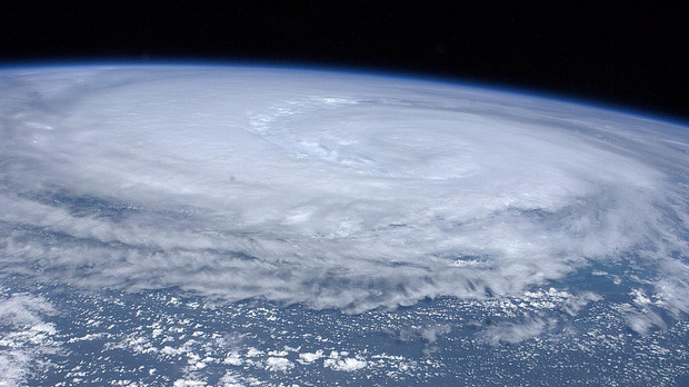 NASA View of a Hurricane