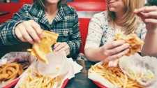 A new study comparing the level of salt in children's fast food meals around the world shows that kids were consuming more than a gram of salt in a single sitting.