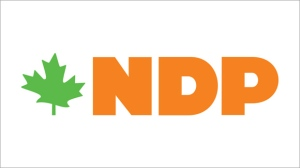 New Democrat Party of Canada Logo