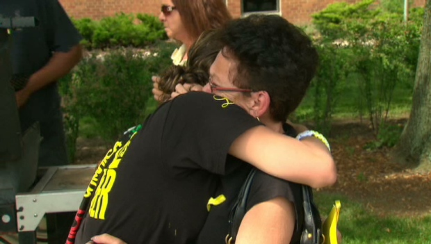 Ontario city baffled by cluster of teen suicides