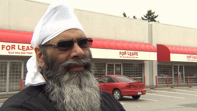 Former Sikh activist and recovery house owner Amrit Rai