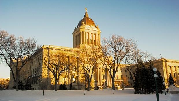 Premier Greg Selinger hosted an open house at the Manitoba Legislative Building Saturday. (file imag