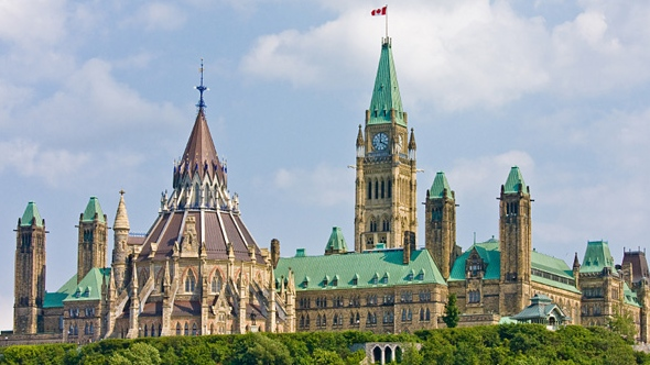 Copper No Longer Only Cause Of Green Roofs On Parliament