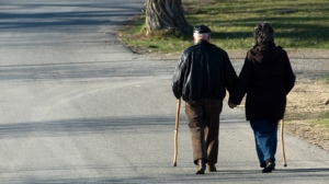 An international think-tank warns that poverty among Canadian seniors is on the rise and that current pension safety nets may be inadequate to address the problem.
