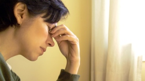 Stress, depression in women, headaches
