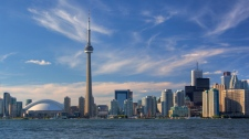 Toronto best city in the world