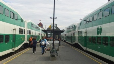 Go Transit to try designated quiet zones