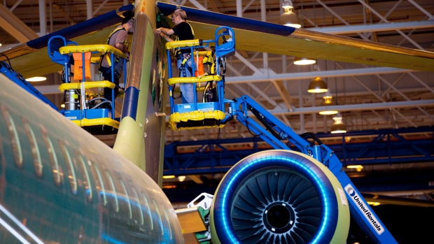 Manufacturing StatsCan April Bombardier