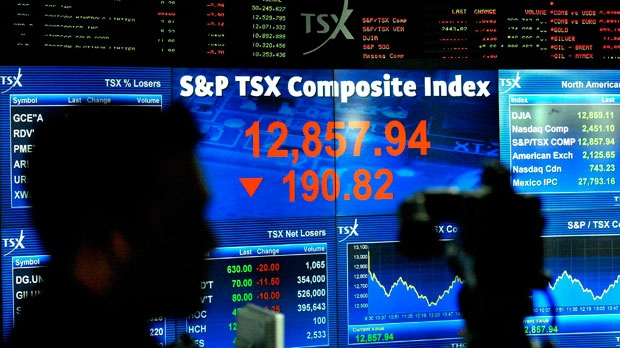 Energy sector helps lead the way up on TSX, U.S. stock also gain ground