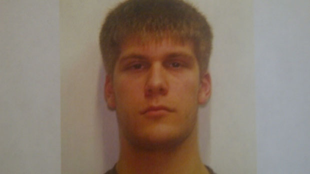 21-year-old Travis Brandon Baumgartner is seen in this undated image.