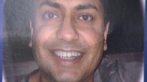 Victor Kooner, shown in this undated photo, died in Surrey RCMP custody on June 22, 2010. (CTV)