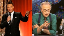 Is American Idol host Ryan Seacrest the best choice to fill Larry King's shoes?