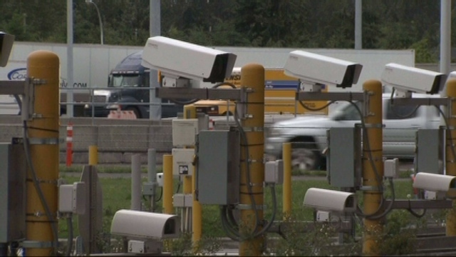 Canadian Border Services Agency is hooking up new mics, cameras