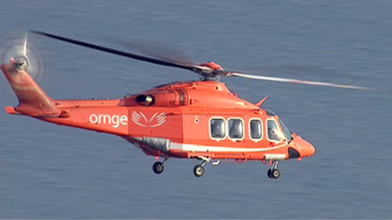 An Orillia baby is airlifted to a Toronto hospital with 'severe injuries' on Mar. 20, 2019