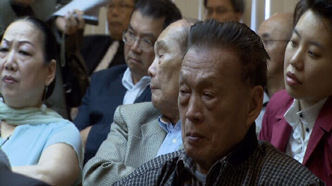 Prominent members of Vancouver�s Chinese-Canadian community are asking CSIS director Richard Fadden to meet with them and explain his recent allegations that some B.C. politicians are under foreign influence. July 2, 2010. (CTV)