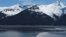 The Turnagain Arm, south of Anchorage, Alaska. (AP Photo/Ron Barta)