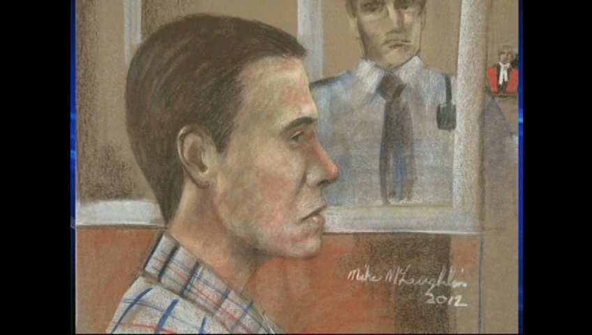 A judge will rule later this afternoon whether there is sufficient evidence to send Luka Rocco Magnotta to trial.